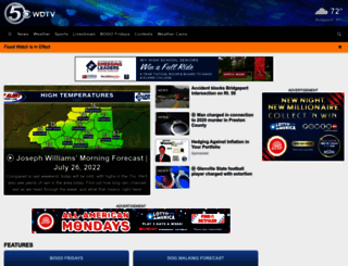wdtv.com screenshot