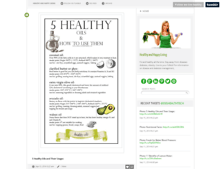 we-live-healthy.tumblr.com screenshot