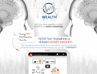 wealthsync.com screenshot