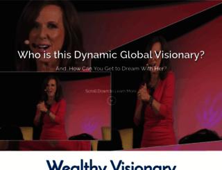 wealthyvisionary.com screenshot