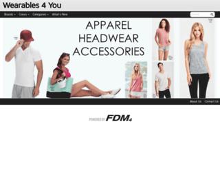 wearables4you.com screenshot