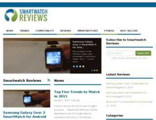 wearabletechreviews.net screenshot