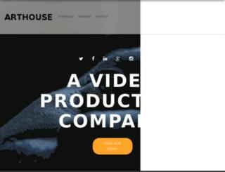 wearearthouse.com.au screenshot