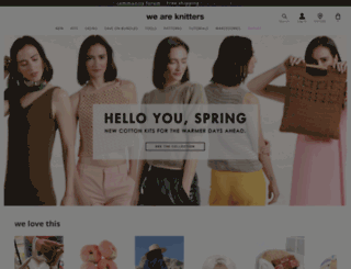 weareknitters.com screenshot