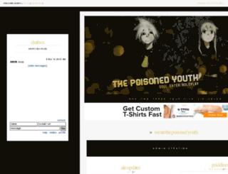 wearepoison.jcink.net screenshot