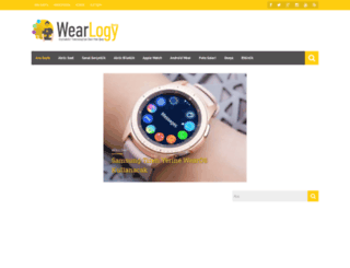 wearlogy.com screenshot
