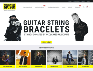 Access Wearyourmusic Com Guitar String Bracelets Wear Your Music