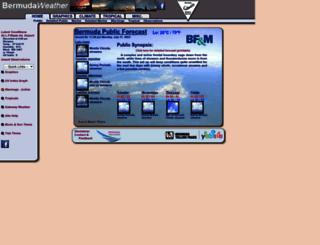 weather.bm screenshot