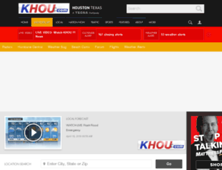 Khou Weather Map.Access Weather Khou Com Khou Houston Weather Doppler Radar