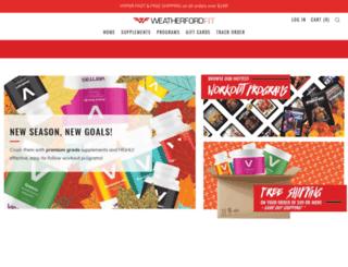 weatherford5.com screenshot