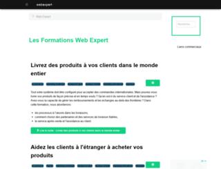web-expert.ch screenshot