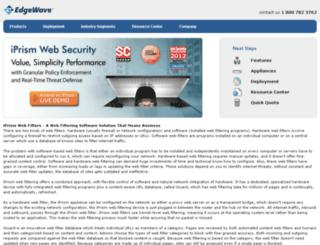 web-filters.stbernard.com screenshot