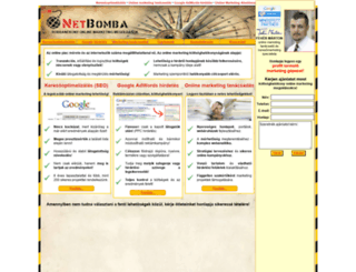 web-marketing.hu screenshot