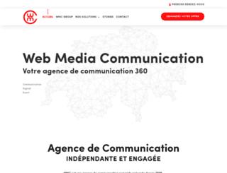 web-media-communication.com screenshot
