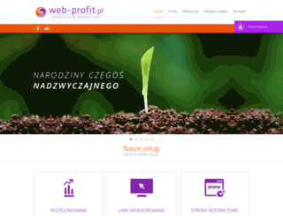 web-profit.pl screenshot