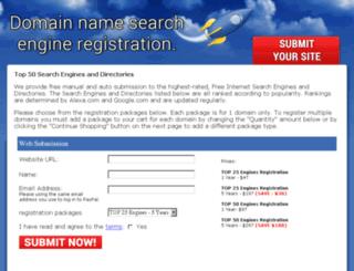 web-submit.eu screenshot
