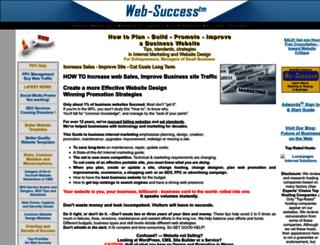 web-success.net screenshot