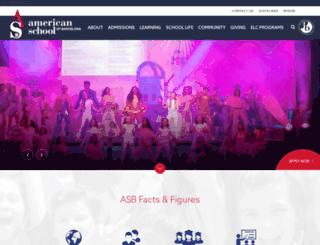 web.a-s-b.com screenshot