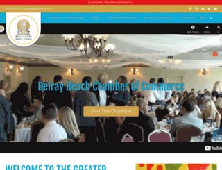 web.delraybeach.com screenshot