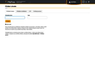 web.pilsfree.net screenshot