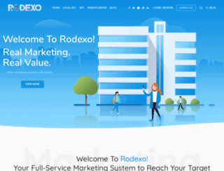 web.rodexo.com screenshot