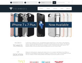 web.technocel.com screenshot