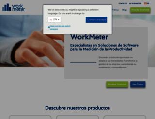 web.workmeter.com screenshot