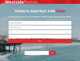 web0aws.westsiderentals.com screenshot