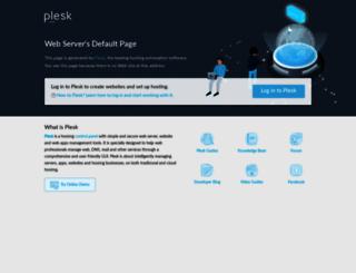 web10.server5.linemax.de screenshot