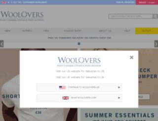 web3.woolovers.com screenshot