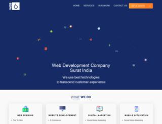 web6.in screenshot