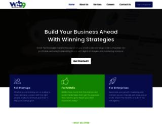 web9.in screenshot