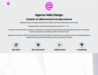 webagencystudio.com screenshot