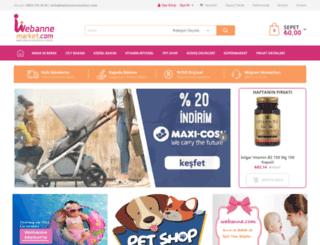 webannemarket.com screenshot