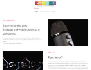 webarch.it screenshot