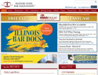 webarchives.isba.org screenshot