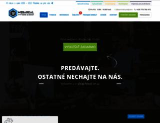 webareal.sk screenshot
