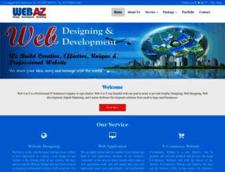 webatoz.in screenshot