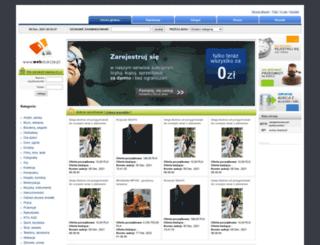 webaukcje.pl screenshot