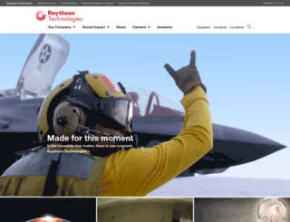 webauth-crt.raytheon.com screenshot