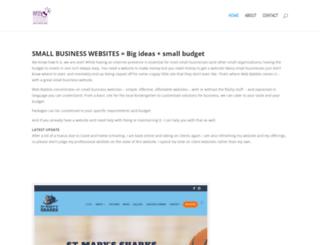 webbabble.com.au screenshot