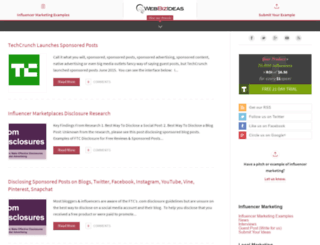 webbizideas.com screenshot