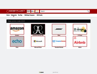 webbyplanet.com screenshot