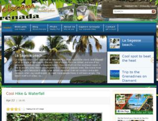 webcamgrenada.com screenshot
