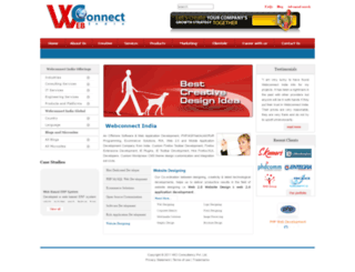 webconnectindia.com screenshot