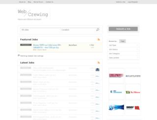 webcrewing.com screenshot