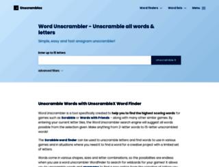 webcrosswords.com screenshot