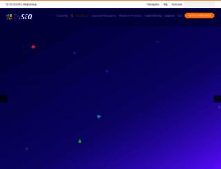webdataseo.com screenshot