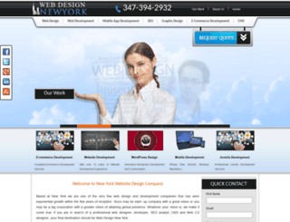 webdesign-newyork.us screenshot