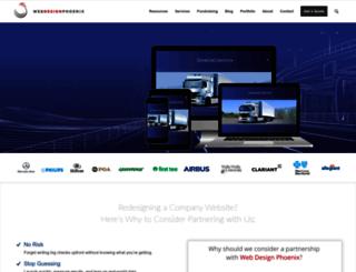 webdesign-phoenix.com screenshot
